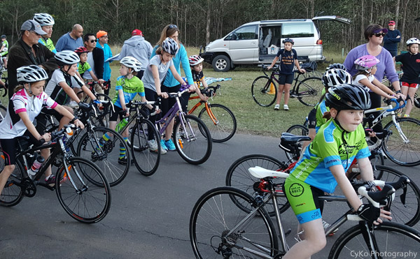 childrens cycling australia