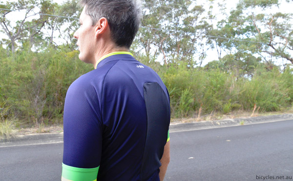 dhb aero cycling jersey
