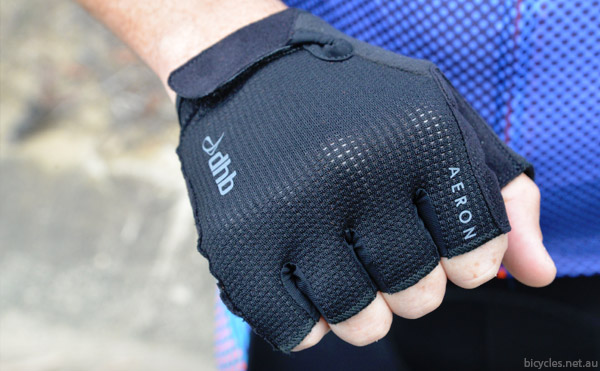 dhb aeron cycling gloves