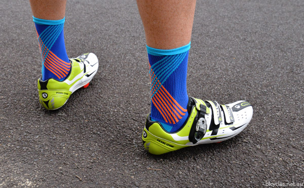 dhb cycling socks