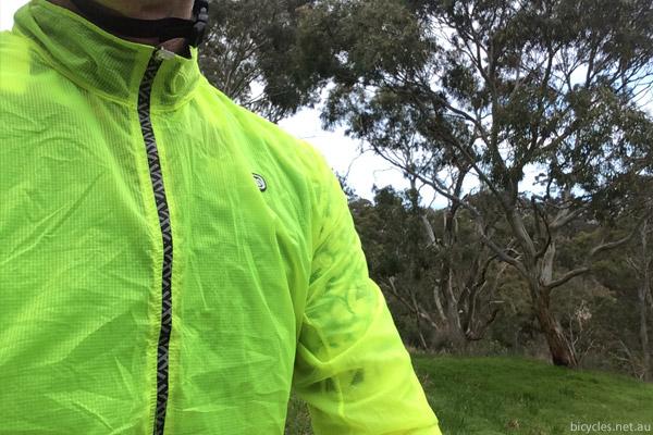 cycling rain jacket review