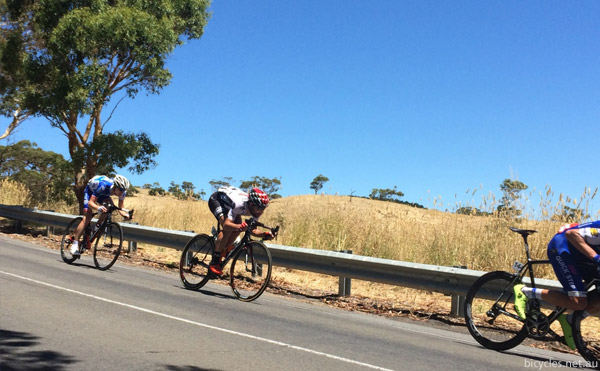 willunga hill descent