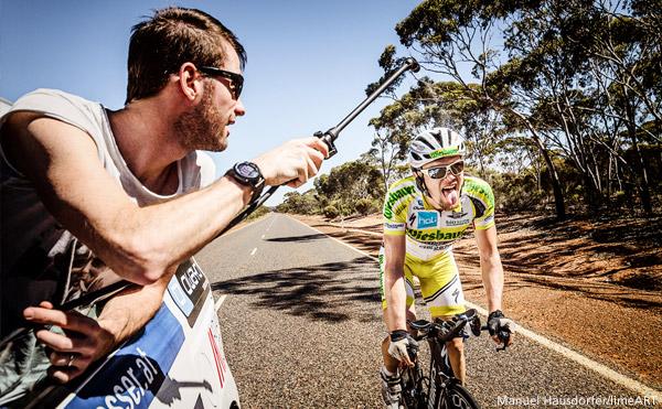 cycling australia temperatures