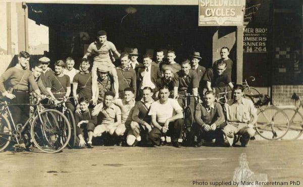australian cycling history