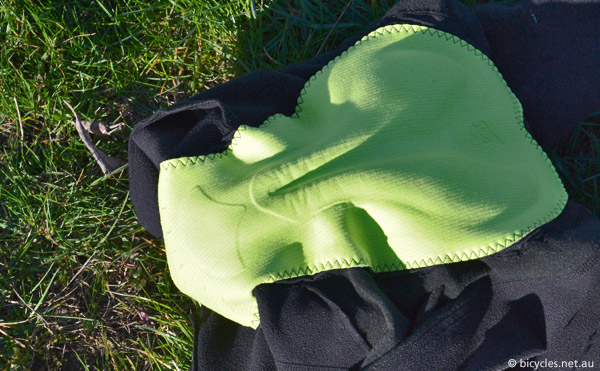 padded chamois long distance