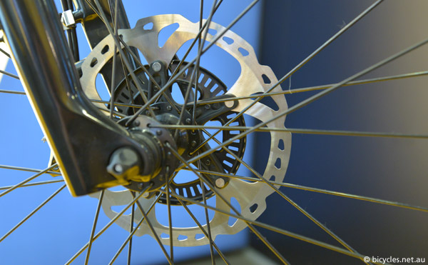 continental abs disc brake