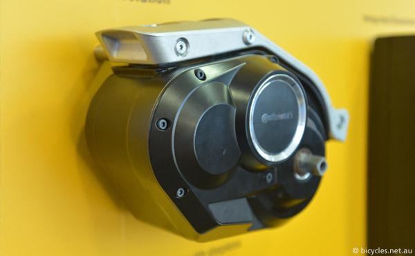 continental ebike motor