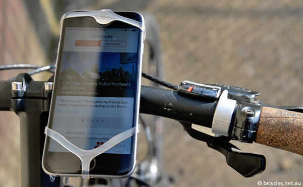 finn cycling navigation