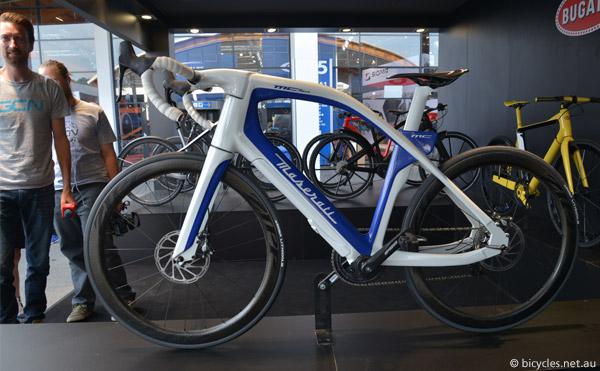 maserati road bike