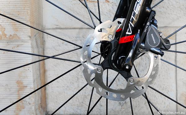 shimano ultegra disc brakes