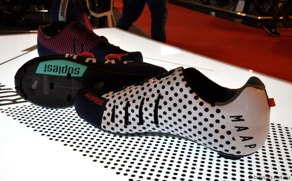 suplest cycling shoes maap