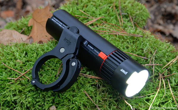 bike light knog
