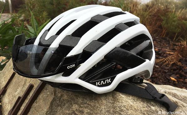kask helmet review