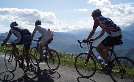 Trans-Pyrenees Climbing the Aspin