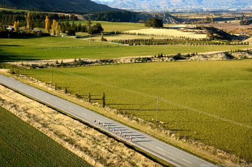 The Tour of New Zealand Arthurs Pass