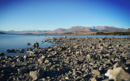 The Tour of New Zealand - Lake Tekapo