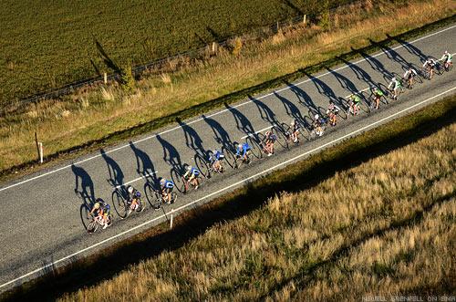 The Tour of New Zealand - Tekapo to Geraldine