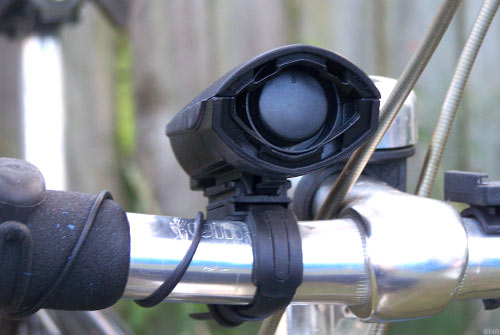 The Hornit Handle Bar Mounted