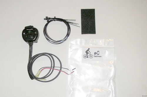 LightCharge package contents