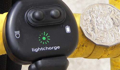 LightCharge Dynamo Powered USB Charger