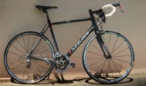 Azzurri Mezzo 90 Carbon Road Bike with SRAM Red