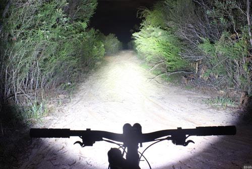 Ferei BL200 Mountain Bike Light Beam