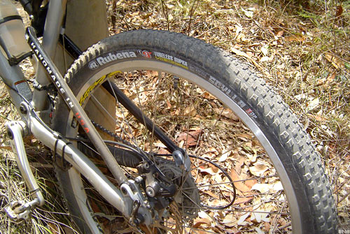 Rubena Scylla Rear Mountain Bike Tyre