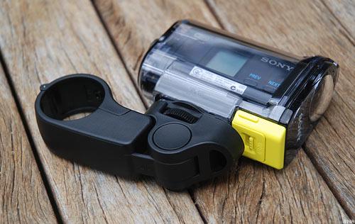 Sony Action Cam Bike Handlebar Mount