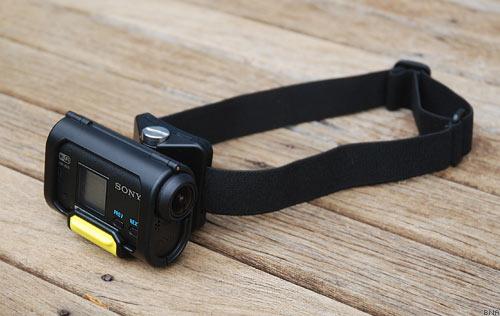Sony Action Cam Head Mount