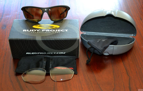 Sports Optical Rudy Project Zyon Lenses Sunglasses