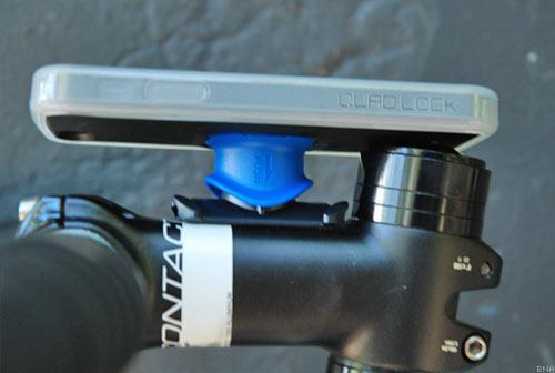 Annex Quadlock iPhone5 Stemp handlebar