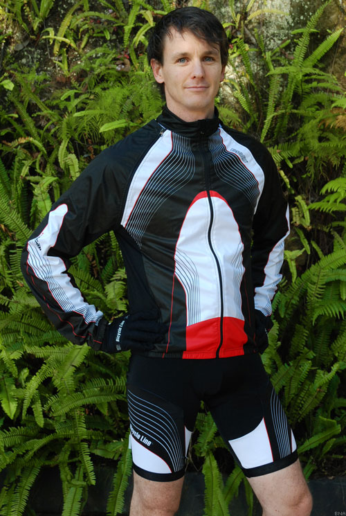 Bikeline Road Cycling Kit
