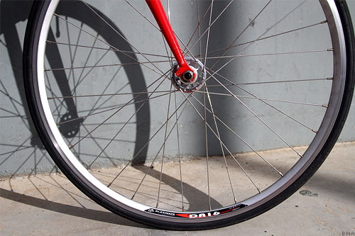 Reid Cycles Harrier Alexrims DA16