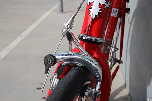 Reid Cycles Harrier Tektro Brakes