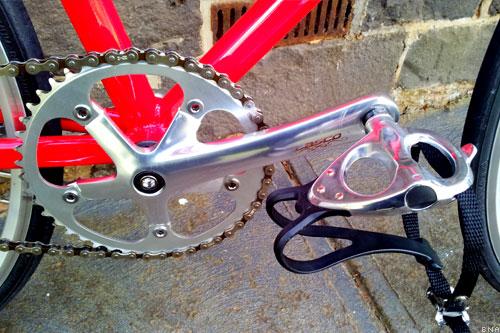 Reid Cycles Harrier Lasco Cranks