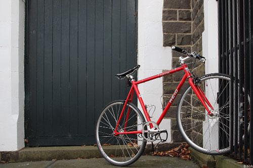 Reid Cycles Urban Bike Bicycle
