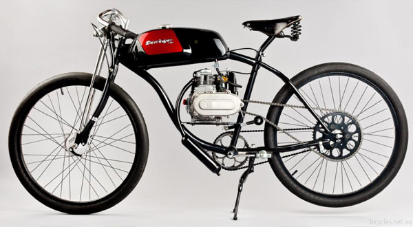 Derringer Motorised Bicycle Australia