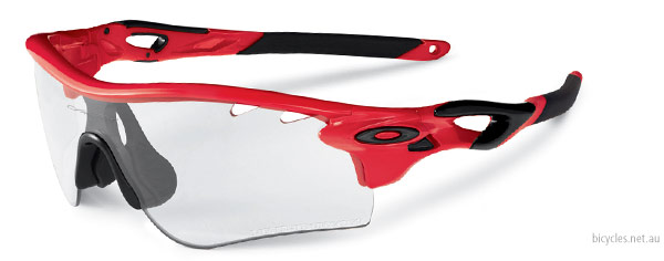 Oakley Radarlock Photochromatic Cycling Sunglasses