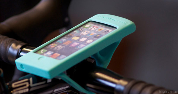 TwoWheelCool Dash iPhone 5 Bike Bicycle