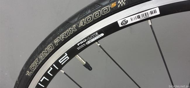 Review Pro-Lite OZ Bracciano A27 Road Cycling Wheelset