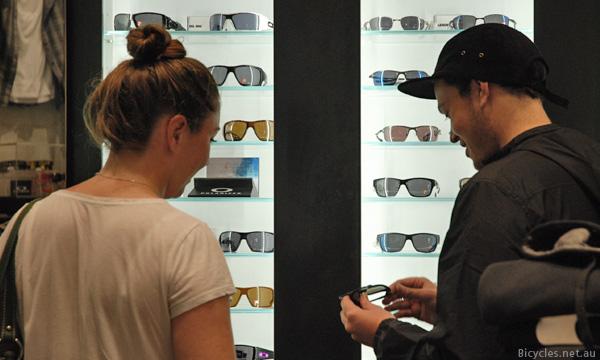 Buying Sunglasses