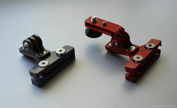 K-Edge GoPro and Universal Saddle Mount