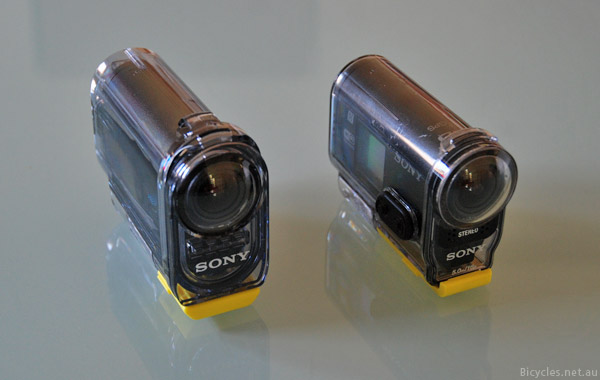 New Sony Action Cam HDR AS5 HDR AS30V