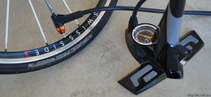 Airace Bicycle Pump