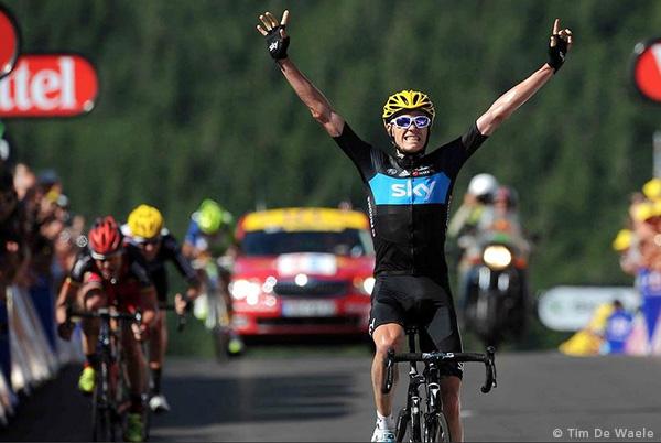 Chris Froome Oakley Tour de France
