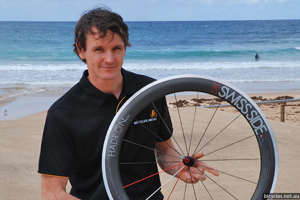 Christopher Jones Cycling Bicycles Network Australia