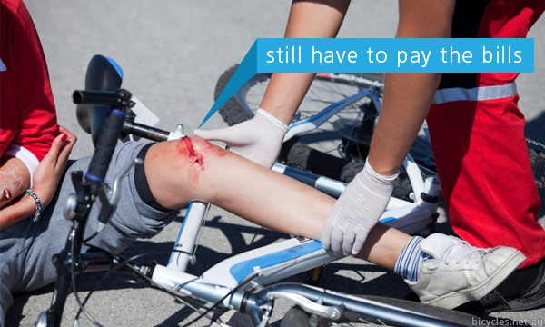 Bicycle Accident Injury