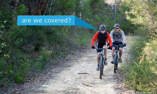 Insurance Mountain Biking