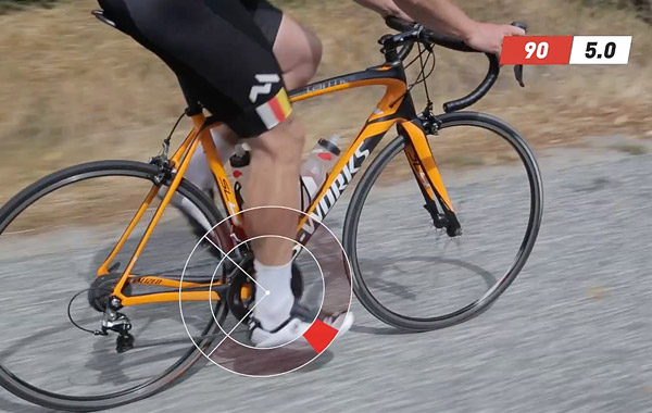 Cycle Training Pedal Stroke