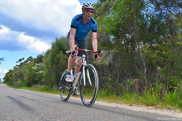 Affordable Carbon Fiber Wheelset